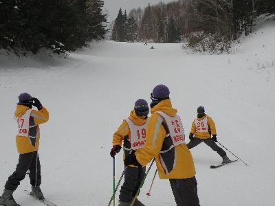 スキー教室