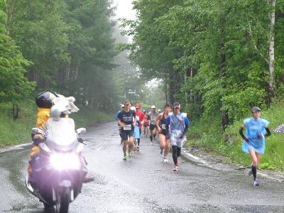 天空マラソン