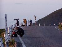 乗鞍山頂の日の出